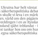 HBL(1) 12.3.2014-Nato-en debatt som måste föras